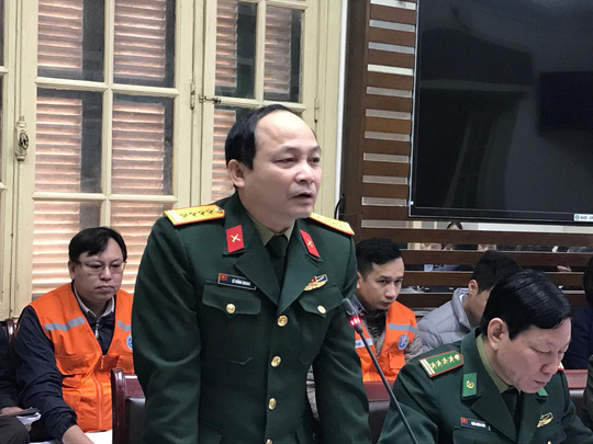 Bão số 16 sắp đổ bộ: Quân đội lập 4 sở chỉ huy tiền phương