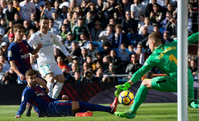 MU, Real thảm bại quốc nội: Mourinho hẹn Zidane chung kết Cúp C1