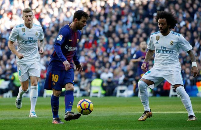 Messi quá hay, vì sao vẫn chưa được CĐV Real vỗ tay như Rô vẩu 1