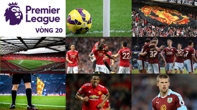 """Ngoại hạng Anh trước vòng 20: MU gặp """"thú dữ"""", Man City thừa thắng xông lên 3"""