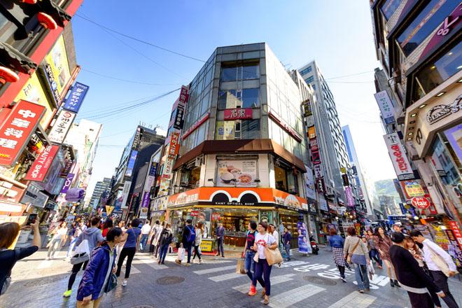 Những con phố nhất định bạn phải đi dạo khi đến Seoul - 2