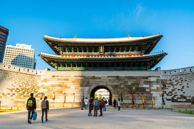 Những con phố nhất định bạn phải đi dạo khi đến Seoul - 5