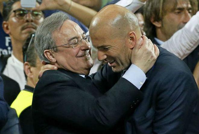 """Tin HOT bóng đá tối 25/12: Perez bảo vệ Zidane sau """"thảm họa"""" Siêu kinh điển 1"""