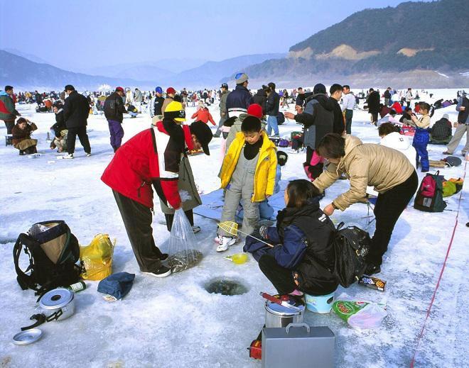 Đi Hàn Quốc mùa lạnh để thử ngay những thú vui ngoài trời không đâu có