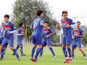 Bóng đá - U23 Việt Nam lo khoảng trống trên ghế dự bị