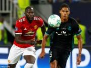 Bóng đá - MU, Real thảm bại quốc nội: Mourinho hẹn Zidane chung kết Cúp C1