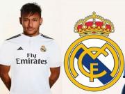 """Bóng đá - Real thua thảm Barca: Nỗi lo Neymar """"chạy mất dép"""", siêu sao quay lưng"""