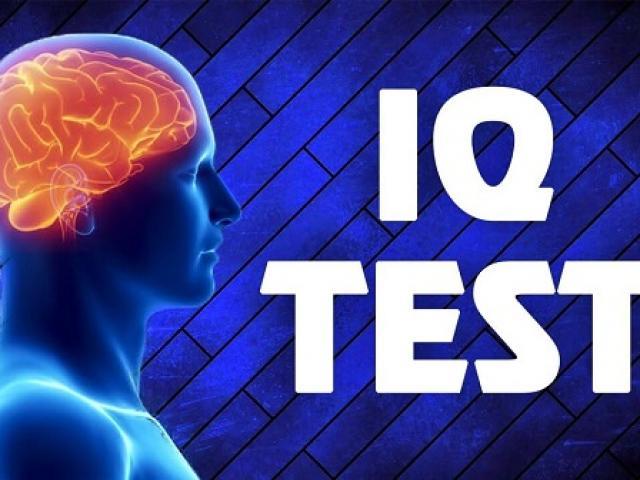 Muốn biết IQ của mình bao nhiêu, hãy trả lời 10 câu hỏi sau
