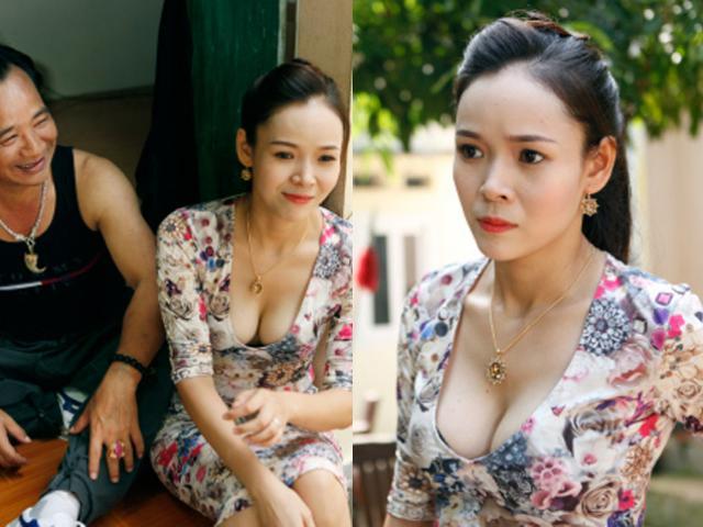 Nhìn lại loạt váy áo gợi cảm của mỹ nhân Việt diễn hài Tết - 11