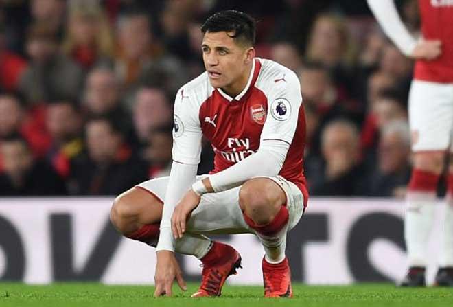 """Man City đã mạnh lại sắp """"lên thần"""": Mua Sanchez & trung vệ 60 triệu bảng 1"""