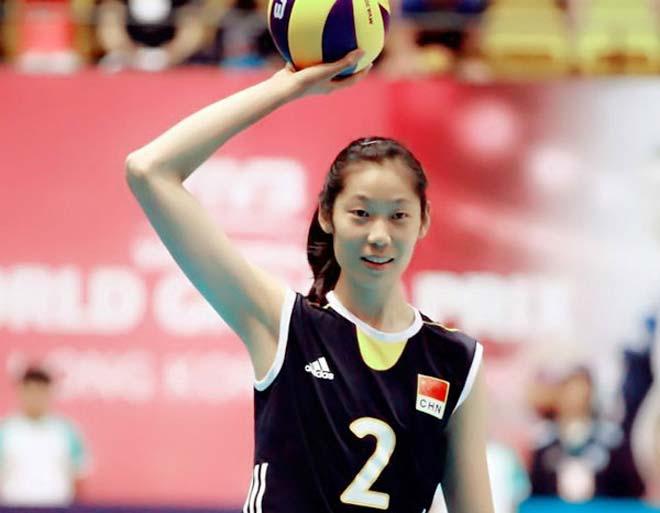 """Chân dài Trung Quốc, """"dị nhân"""" Pháp sáng nhất bóng chuyền thế giới 2017 2"""