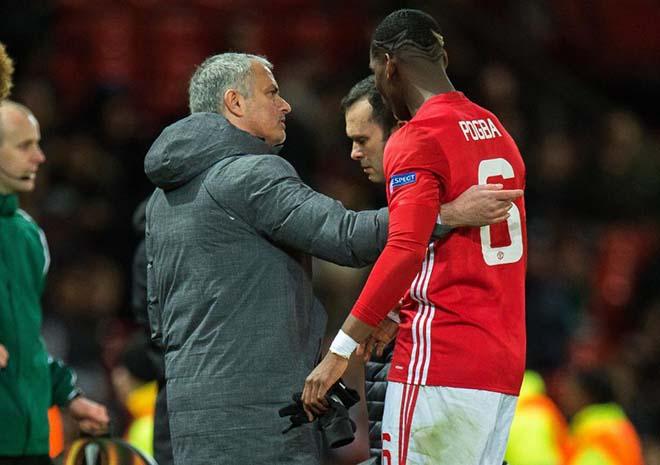 Mourinho nuông chiều, Pogba sinh hư: Băng đội trưởng quá rộng 3