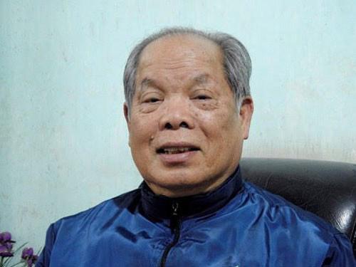 PGS Bùi Hiền công bố phần 2 cải tiến chữ viết tiếng Việt - 1