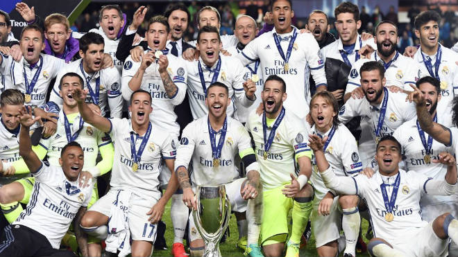 """Real: Thảm bại Siêu kinh điển, La Liga vẫn là """"Vua châu Âu"""" 1"""