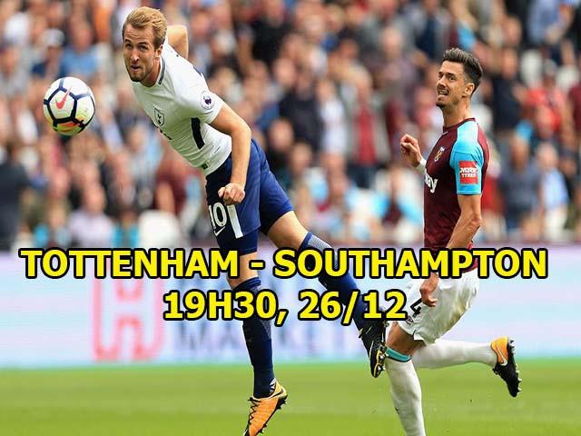 """Chi tiết Tottenham - Southampton: Bàn danh dự """"chốt sổ"""" (KT) 23"""