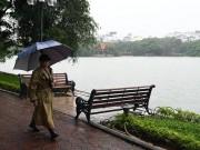 Tin tức trong ngày - Ngày mai (27/12), Hà Nội chuyển mưa rét, nhiệt độ thấp nhất 13 độ C
