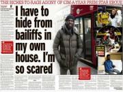 Bóng đá - Cựu SAO Arsenal triệu phú hóa trai nghèo: Lý do thương tâm