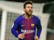 """Bóng đá - Tiết lộ: Messi đi bộ cũng """"bẻ cánh"""" Real-Ronaldo ở Siêu kinh điển"""