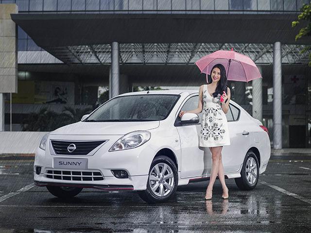 Nissan Sunny Premium S - Chiếc sedan nhỏ nhắn, kinh tế dành cho gia đình - 1