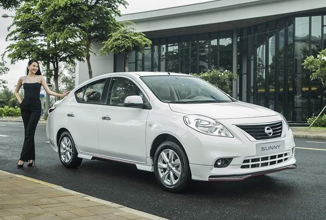 Nissan Sunny Premium S - Chiếc sedan nhỏ nhắn, kinh tế dành cho gia đình - 2