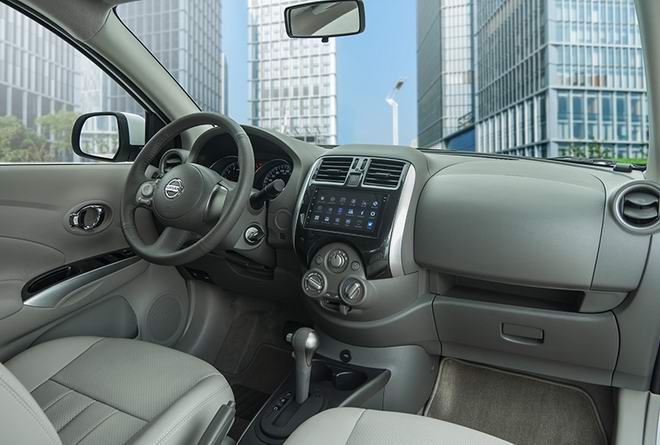 Nissan Sunny Premium S - Chiếc sedan nhỏ nhắn, kinh tế dành cho gia đình - 4