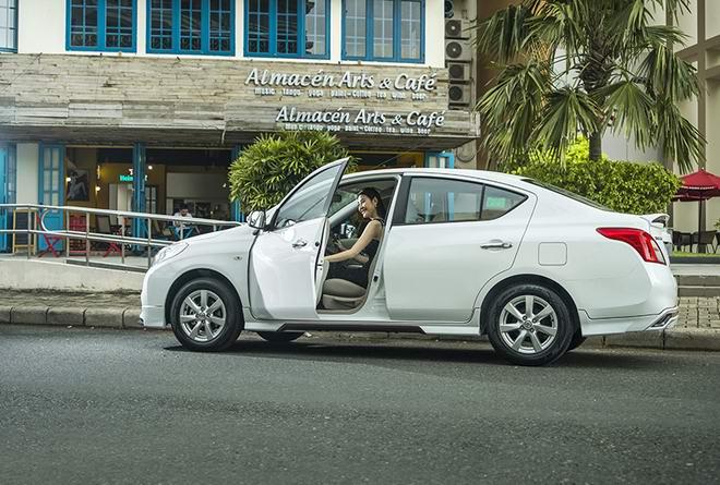 Nissan Sunny Premium S - Chiếc sedan nhỏ nhắn, kinh tế dành cho gia đình - 5
