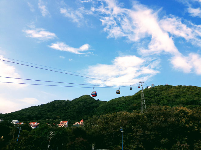 Có một nơi check-in cực đẹp ẩn mình trên đỉnh núi ở Vũng Tàu