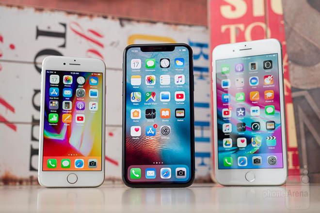 Doanh số iPhone X sụt giảm đang làm hại nhiều công ty Trung Quốc - 1