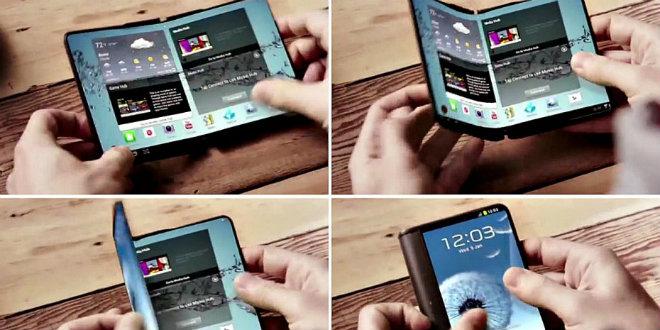 Điện thoại sắp có hai công nghệ đột phá chưa từng có - 1