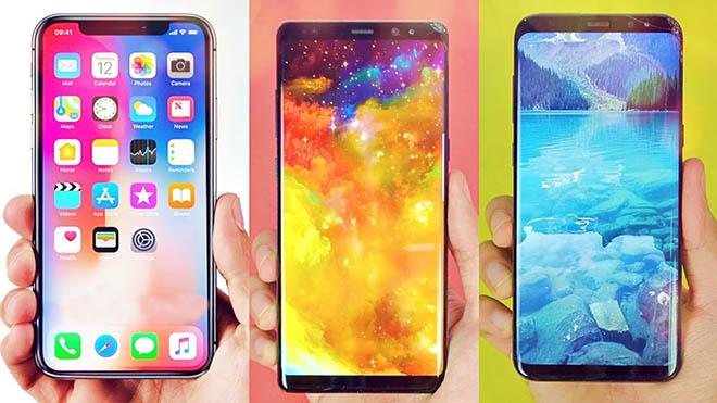 """Vén màn bí ẩn Galaxy S9 khiến iPhone X """"ăn không ngon, ngủ không yên"""" - 2"""