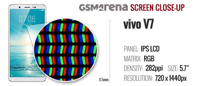 """Đánh giá chi tiết Vivo V7 - giá rẻ, camera 24Mp selfie """"ngon"""" - 3"""
