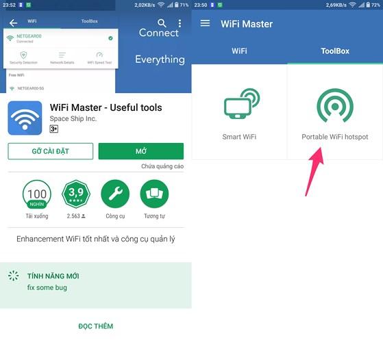 2 cách biến smartphone thành thiết bị tăng sóng WiFi - 2