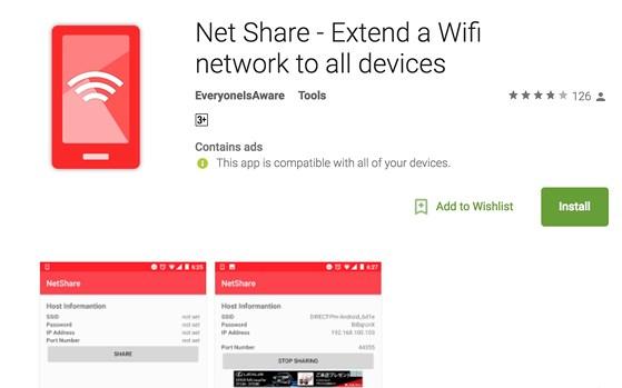 2 cách biến smartphone thành thiết bị tăng sóng WiFi - 4