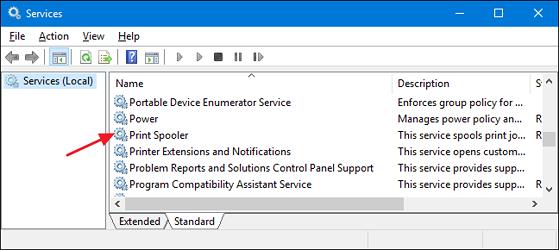 Những lỗi in ấn thường gặp trên Windows - 4