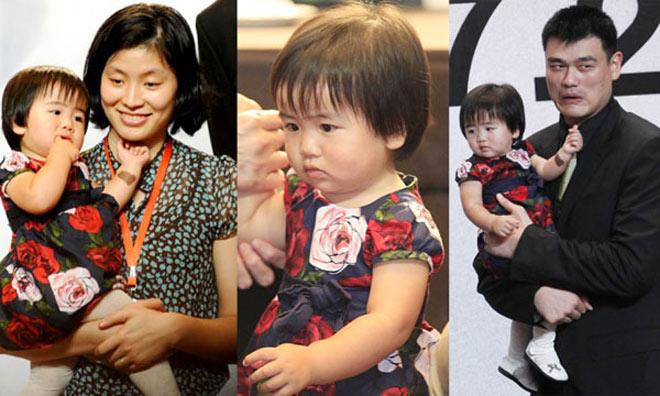 Gái rượu siêu sao Trung Quốc 2m29, 7 tuổi cao như người mẫu
