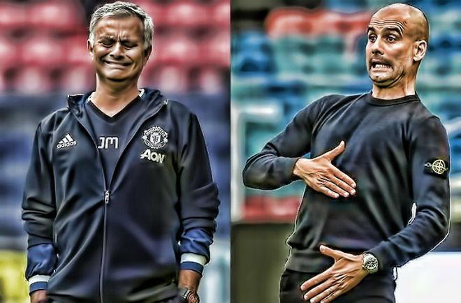 """MU - Mourinho """"đốt"""" 300 triệu bảng: Hãy ngừng than vãn, và học Man City! - 1"""