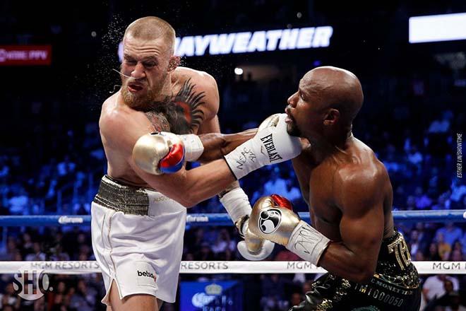 """Mayweather """"rùa rụt cổ"""": Sợ vía McGregor, không dám lấn sân MMA 1"""
