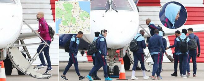 """Chi tiết Newcastle - Man City: Cú đánh đầu """"thót tim"""" (KT) 28"""