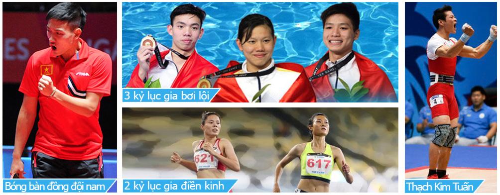 Thể thao Việt Nam 1 năm giông tố: Đỉnh cao cử tạ, bẽ bàng bóng đá 2