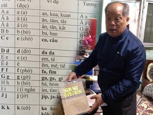 """PGS Bùi Hiền lại trình làng Truyện Kiều bằng chữ """"Tiếw Việt"""" cải tiến - 3"""