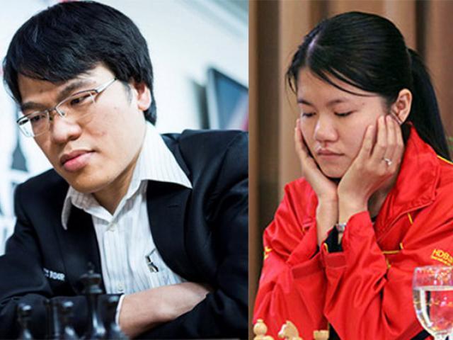 """Cờ vua triệu đô: Thảo Nguyên đè """"hàng khủng"""" Trung Quốc, xếp thứ 5 thế giới 5"""