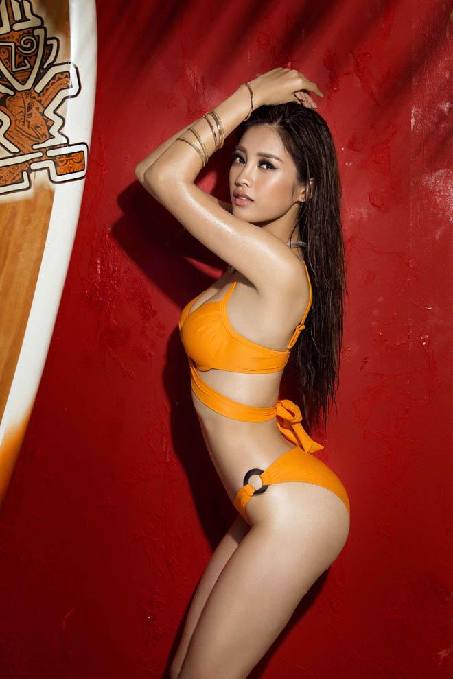 Bật mí cô gái đang được ái mộ nhất ở Hoa hậu Hoàn vũ VN - 7