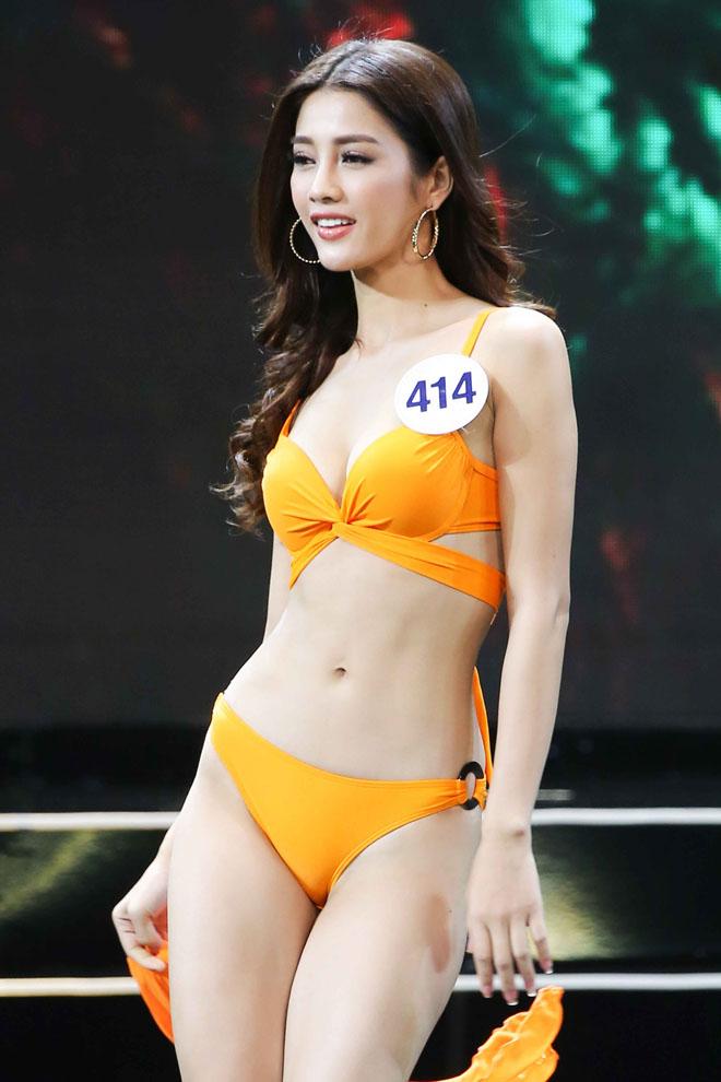 Bật mí cô gái đang được ái mộ nhất ở Hoa hậu Hoàn vũ VN - 8