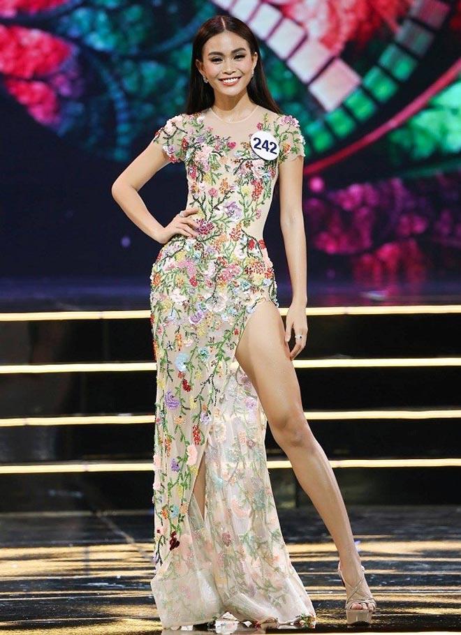 Bật mí cô gái đang được ái mộ nhất ở Hoa hậu Hoàn vũ VN - 6