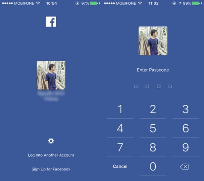 5 mẹo hay khi sử dụng Facebook trên iPhone - 2