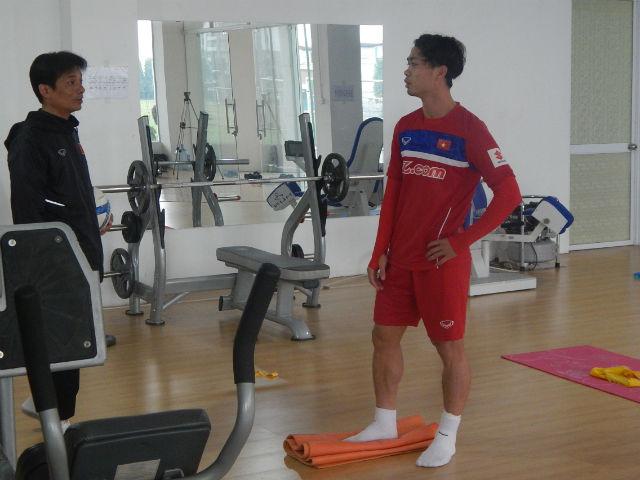 HLV Park Hang Seo ghi điểm vàng, muốn tạo kỳ tích châu Á thắng U23 Hàn Quốc 4