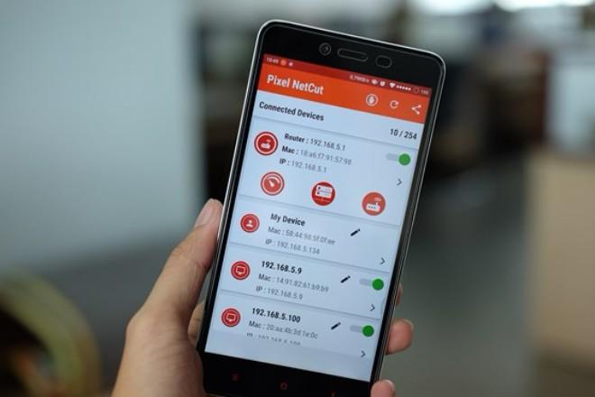 """Cách chặn những người """"xài chùa"""" WiFi bằng smartphone - 8"""