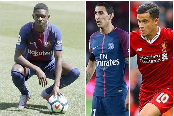 Barca hứa hẹn siêu khủng: Messi sắp có cặp SAO 200 triệu euro phò tá - 2