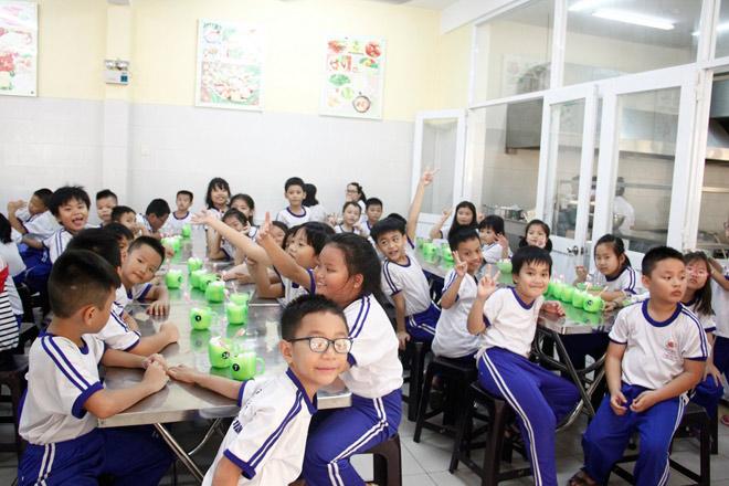 Bình Phước ứng dụng phần mềm trong công tác xây dựng thực đơn học đường - 3