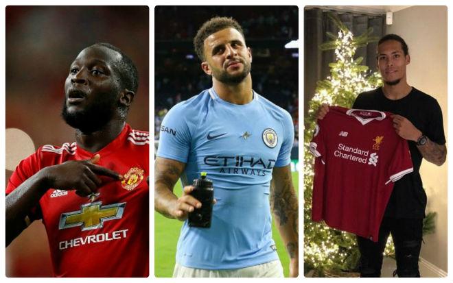 """""""Bom tấn"""" mùa Đông đầu tiên: Liverpool mua SAO đắt ngang Lukaku 2"""